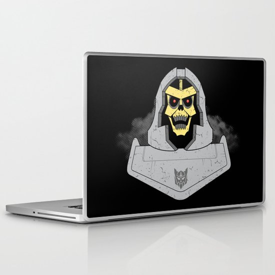 Skeletron Laptop & iPad Skin