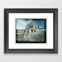 Castle 1 Framed Art Print