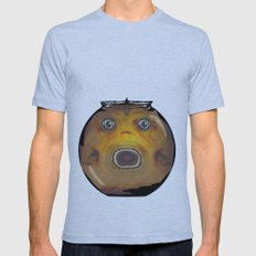 Fat Fish, Little Bowl Mens Fitted Tee Athletic Blue SMALL