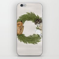 The Letter O iPhone & iPod Skin