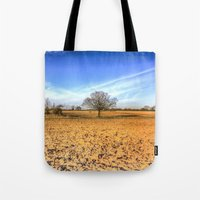 The Spring Farm Tote Bag