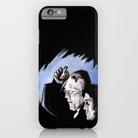 iPhone & iPod Case featuring The Power of Christ Compels You by Zombie Rust
