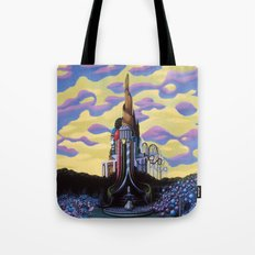 Our Monument To Each Pressing Memory Tote Bag