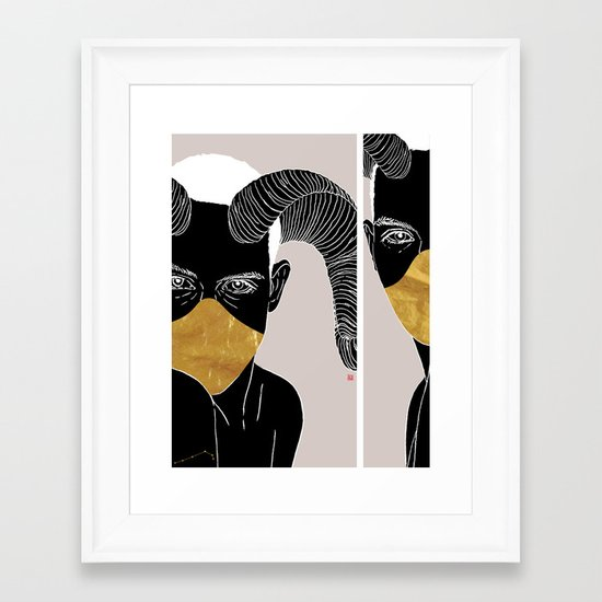 3.21 Framed Art Print