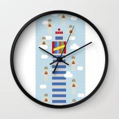 de madrid al cielo Wall Clock