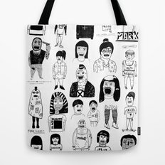 PEEPZ Tote Bag