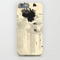 iPhone & iPod Case featuring Clouds by Supernova Remnant