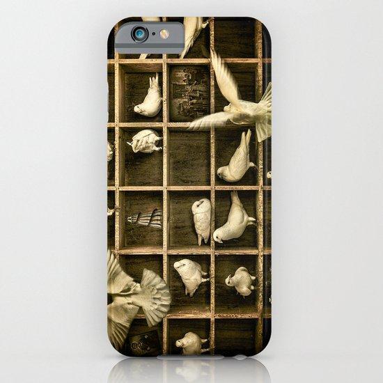 Pigeon Holed iPhone & iPod Case
