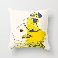 Schiff Throw Pillow