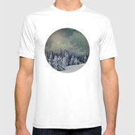 T-shirt featuring The Snowboarder by Amanda Royale