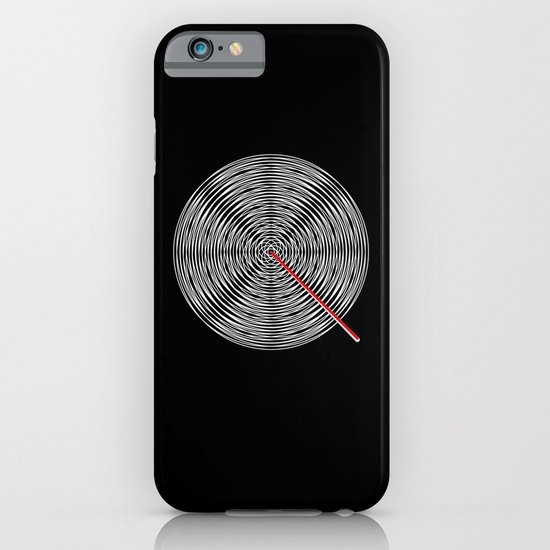 Q like Q iPhone & iPod Case