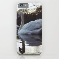 iPhone & iPod Case featuring [ SWANLAKE ] by neutral density