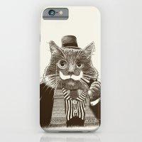 Mustache Cat iPhone 6 Slim Case