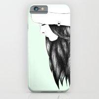 Snow Girl iPhone 6 Slim Case