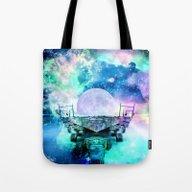 Fantasy Moon Tote Bag
