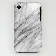 iPhone & iPod Case featuring Carrara Marble by Santo Sagese