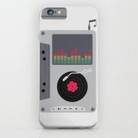Music Mix iPhone 6 Slim Case