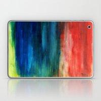 Spring Yeah! - Abstract paint 1 Laptop & iPad Skin