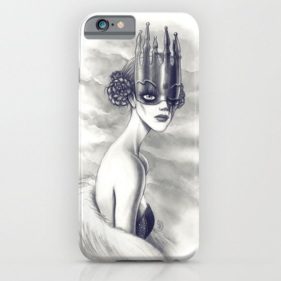 ONE EYED QUEEN VII iPhone & iPod Case