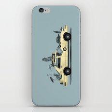 1-800-TAXI-DERMY iPhone & iPod Skin
