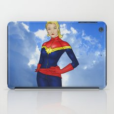 Carol Danvers iPad Case