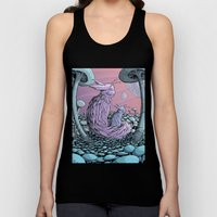 Mother Across The Stars Unisex Tank Top