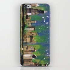 Chicago Night iPhone & iPod Skin