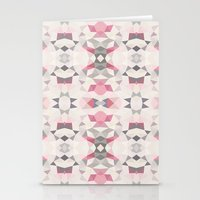 Fairy Petal Tribal Stationery Cards