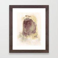 Princess - Hime Framed Art Print