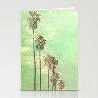 Los Angeles. La La Land … Stationery Cards
