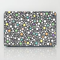 Pastel Puzzle Bubble 3 iPad Case