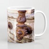 St Tropez Iron Balustrad… Mug