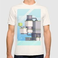 FEZ (Group Zine) Mens Fitted Tee Natural SMALL