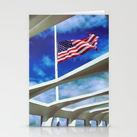 U.S.S. Arizona Memorial Stationery Cards