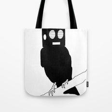 Wandaa Bird Tote Bag