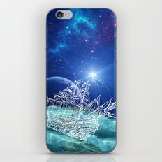 To Neverland iPhone & iPod Skin