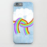 Mr clouds new scarf iPhone 6 Slim Case