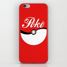 Poké iPhone & iPod Skin