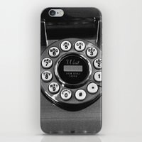 Rotary Phone iPhone & iPod Skin