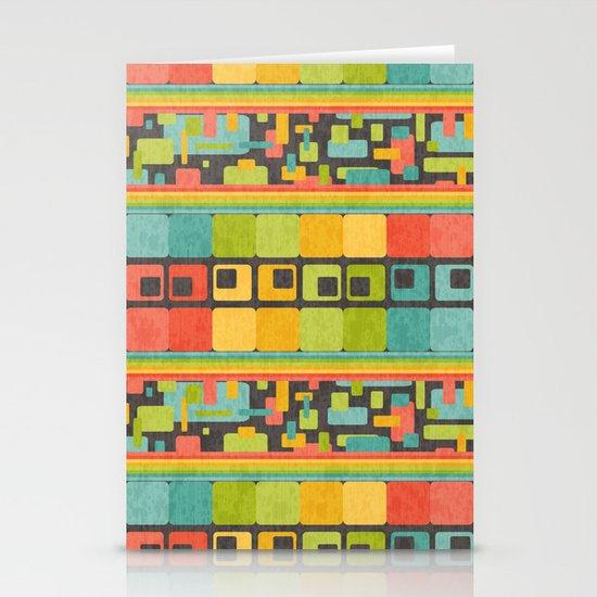 Retro Overload Stationery Card