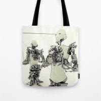 MOTHERFRAME Tote Bag