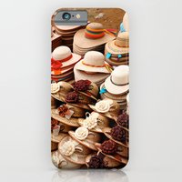 iPhone & iPod Case featuring Hats by Dave Houldershaw