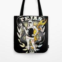 Tejas Tote Bag