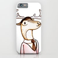 Professor Caribou iPhone 6 Slim Case