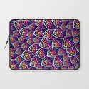 Madeleine Pattern Laptop Sleeve