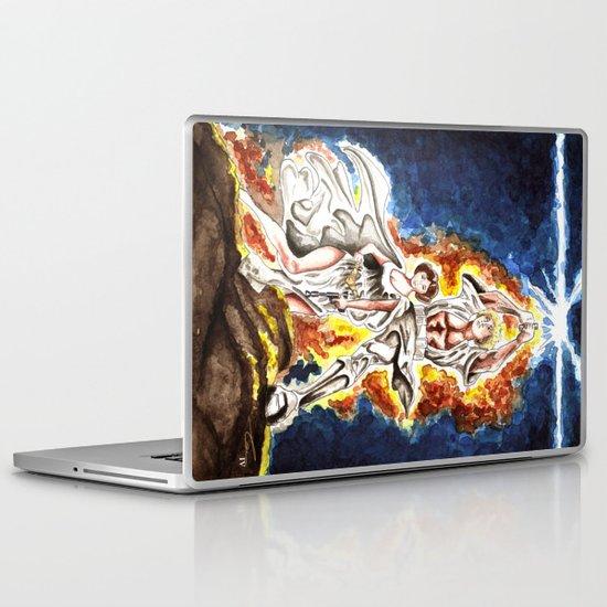 STAR WARS: A New Hope Watercolor Laptop & iPad Skin
