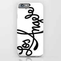 Los Angeles, Hand-Lettered iPhone 6 Slim Case