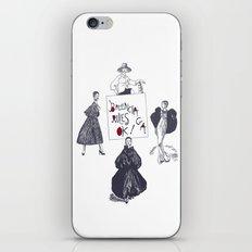 Balenciaga Rules OK! iPhone & iPod Skin