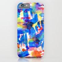 Tropico Blue iPhone 6 Slim Case