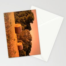 the harvest Stationery Cards
